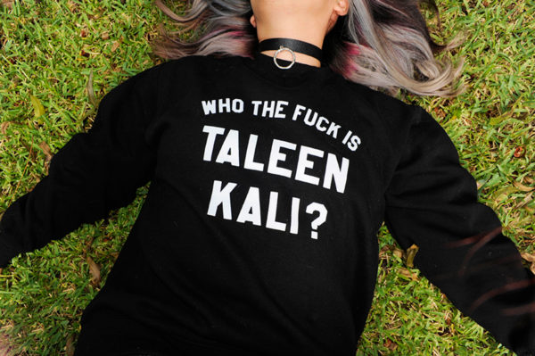 Who the Fuck is Taleen Kali Sweater